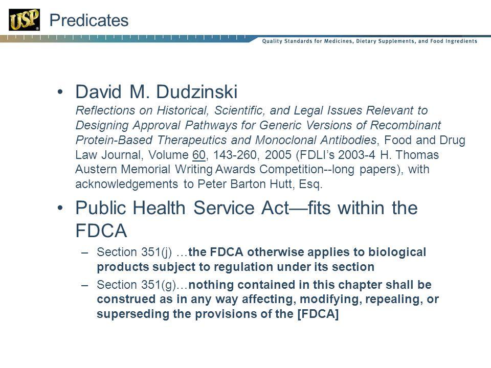 Predicates David M.