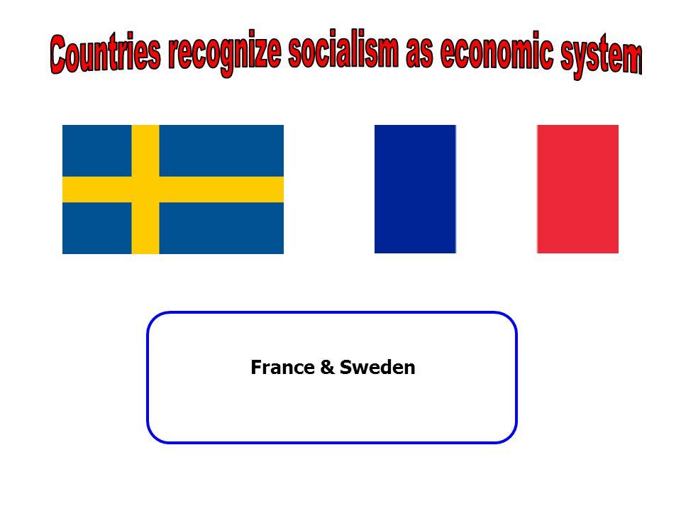 France & Sweden