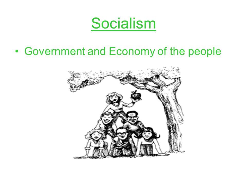 Establishment of Communism/ Socialism Marx Theory: During the Dictatorship, communism is established.