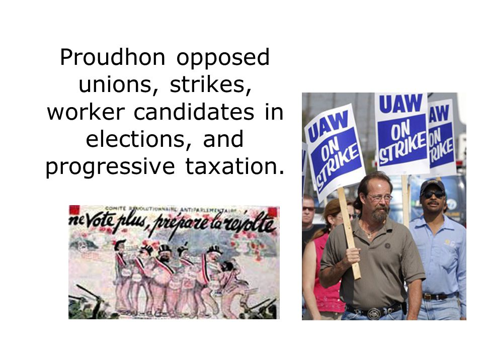 Marx called Proudhon a bourgeois socialist .