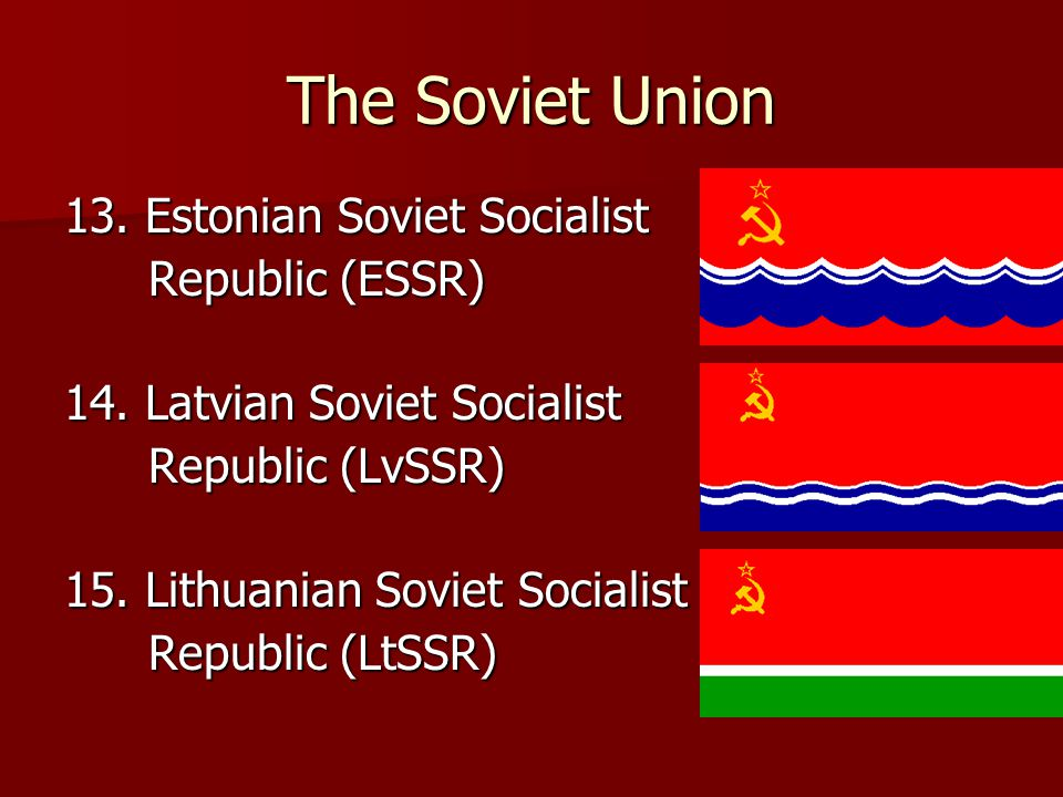 The Soviet Union and Industrialization The Soviet Union was the first non- capitalist country to industrialize.