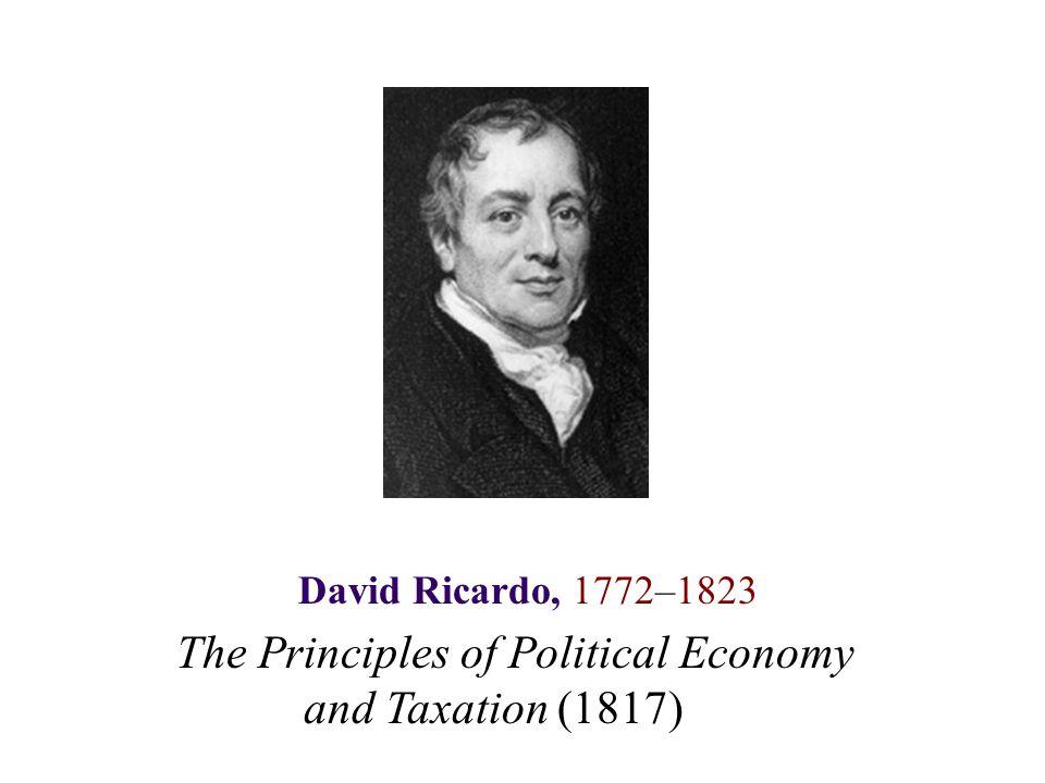 John Stuart Mill, 1806–73, Principles of Political Economy, 1848