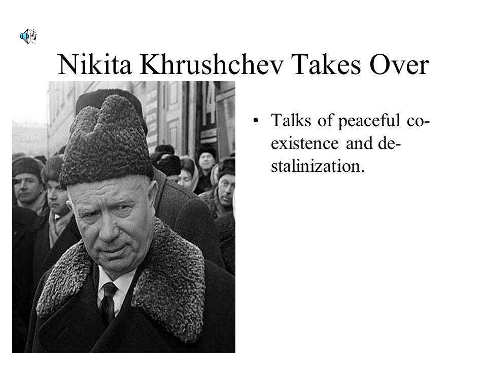 Stalin Dies-1953