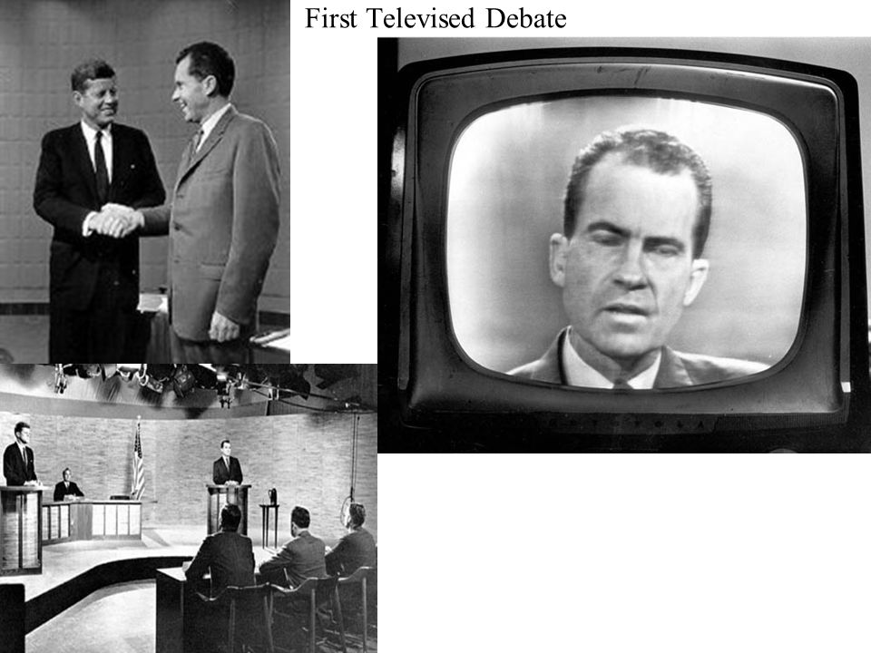 1960 Election Kennedy vs. Nixon