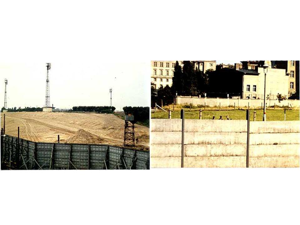 Berlin Wall-1961