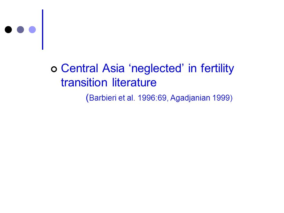 How was this fertility decline achieved? ASFR, 1989 (Sobotka 2004 Fig. 7.4)