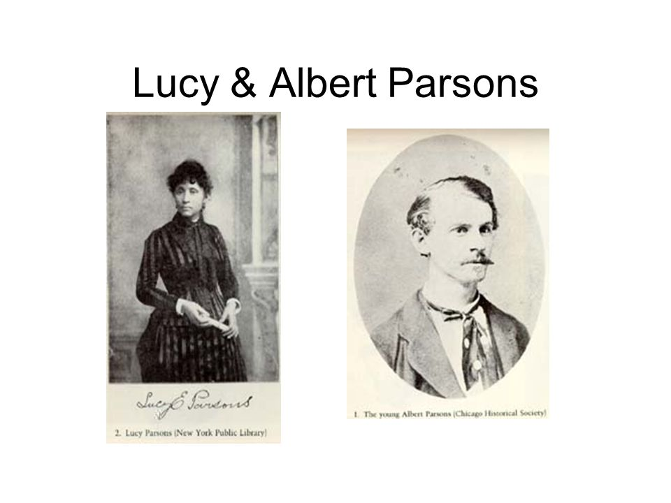 Lucy & Albert Parsons