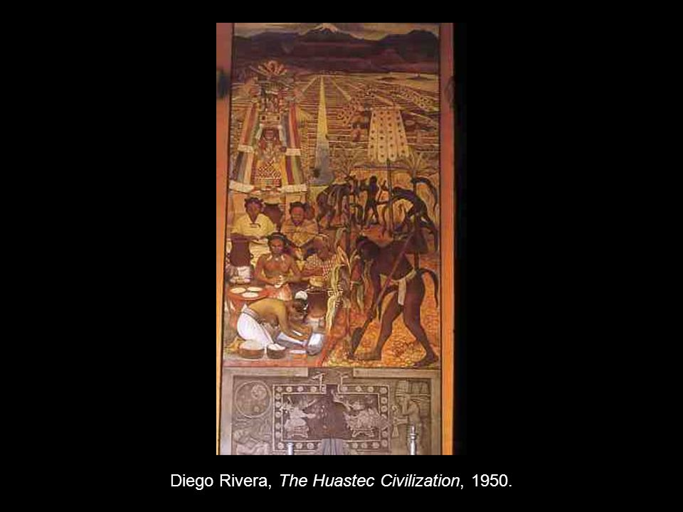 Diego Rivera, The Huastec Civilization, 1950.