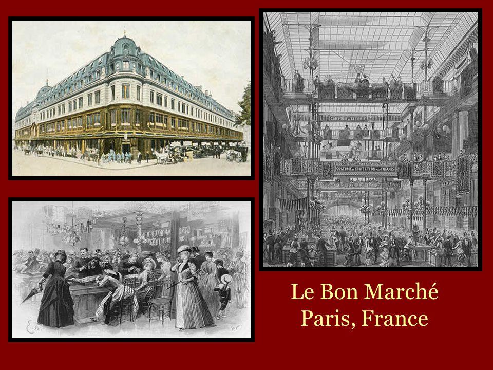 Le Bon Marché Paris, France