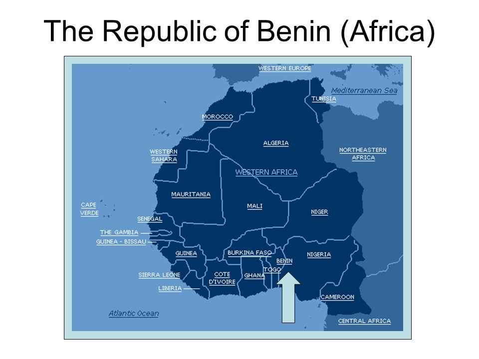 The Republic of Benin (Africa)