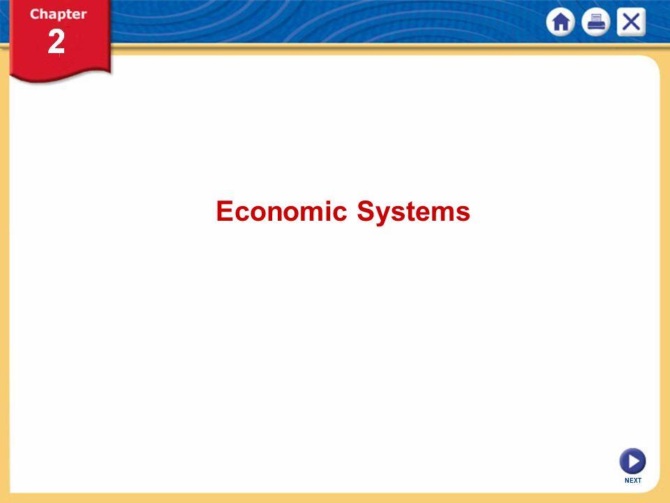 NEXT Economic Systems