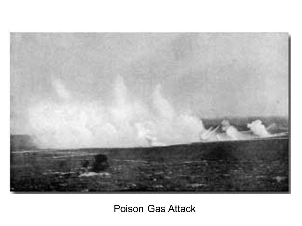 Poison Gas Attack