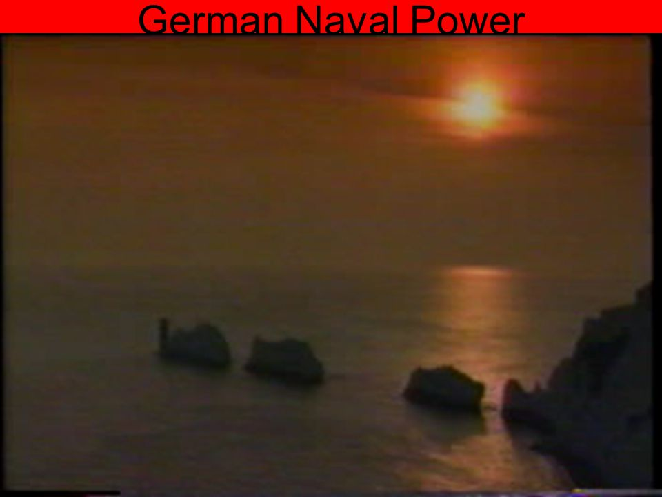 German Naval Power