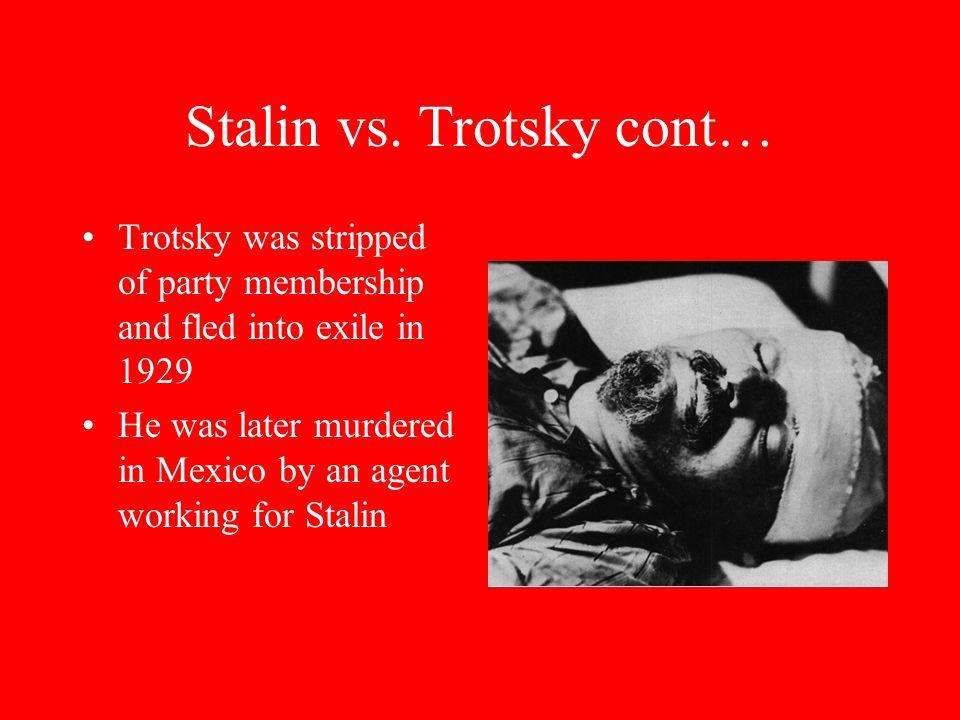 Stalin vs.
