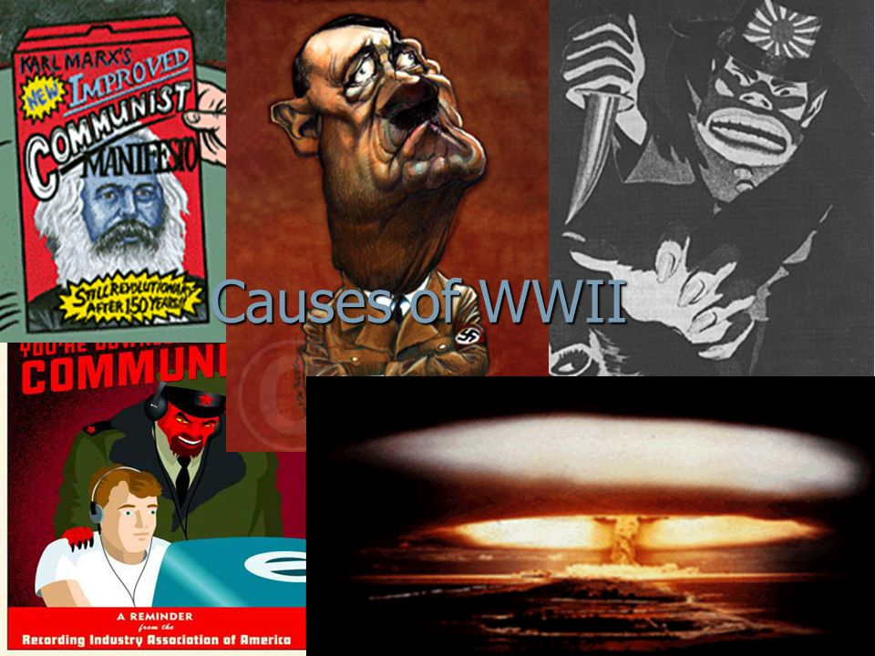 The March of Nazi and Fascist Aggression Belligerents will challenge (gamble on) perceived Weakness/Disunity of WWI allies Belligerents will challenge (gamble on) perceived Weakness/Disunity of WWI allies 1933 Hitler pulls Germany out of L.