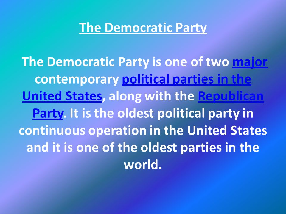 The Reform Party platform includes the following: Maintaining a balanced budget, ensured by passing a Balanced Budget Amendment and changing budgeting practices, and paying down the federal debt.