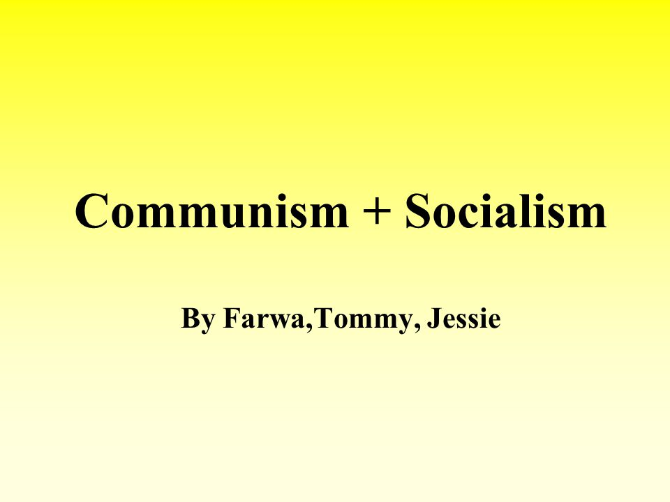 On communism's red flag, what do the hammer and the sickle symbolize.