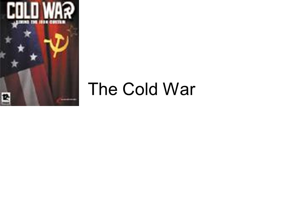 SS5H7 The student will discuss the origins and consequences of the Cold War.