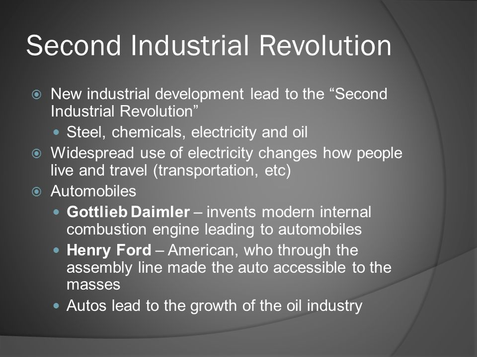Industrial Growth in Russia  Count Sergei Witte – first Russian minister of communications and later finance minister / wanted to modernize Russian economy through economic development protective tariffs high taxes Russian currency on gold standard  steel, iron, and textile industries expand as Trans- Siberian Railroad is completed (1903)  social unrest – growth of industry does not improve lives of the peasants, many who have to work on the land of prosperous farmers known as kulaks  liberal party formed by the local councils (zemstvos), wanted a constitutional monarchy to further civil liberties and social progress