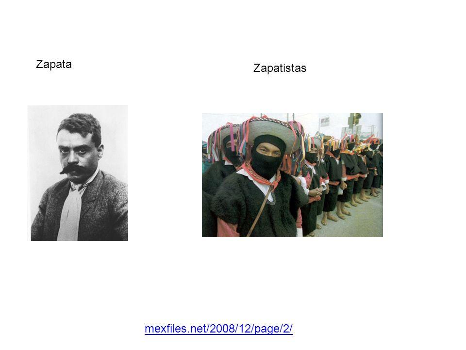 Zapata Zapatistas Zapatos mexfiles.net/2008/12/page/2/