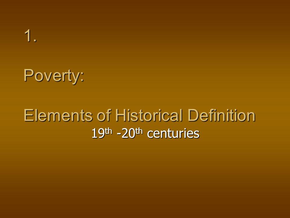 IFPRI What is Poverty.