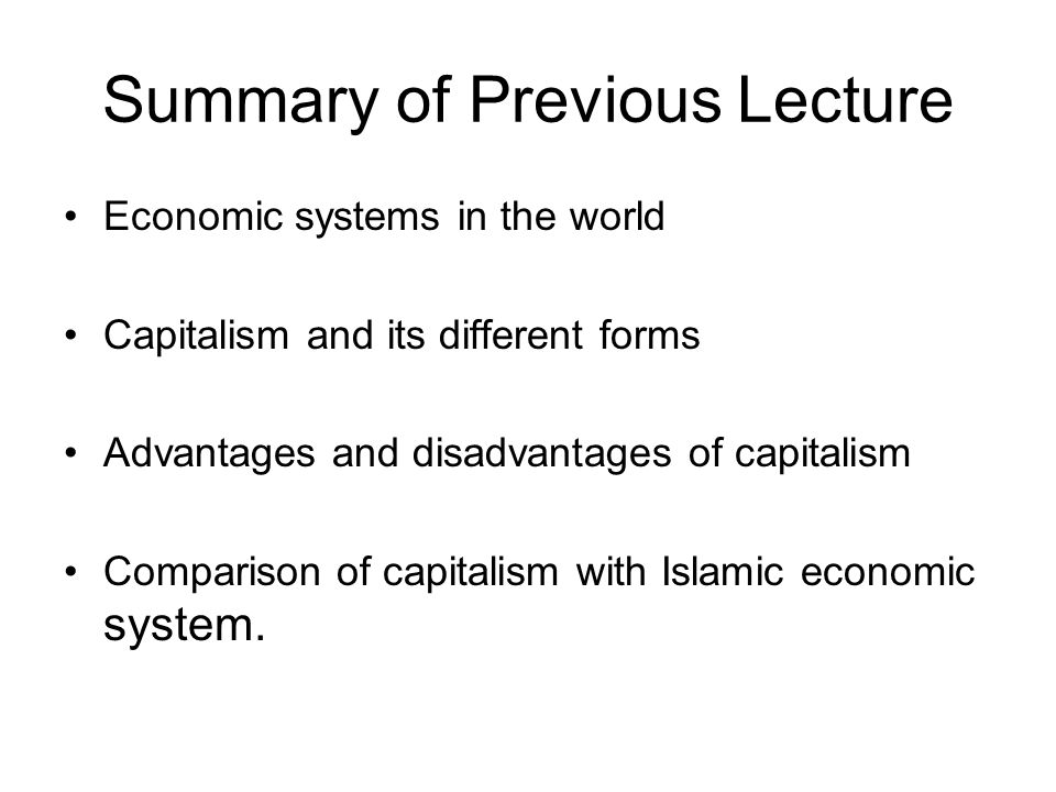 Learning outcomes After this lecture you should be able to Understand the characteristics of socialism and communism Analyze and evaluate which economic system is superior among the major economic systems in the world, i.e.