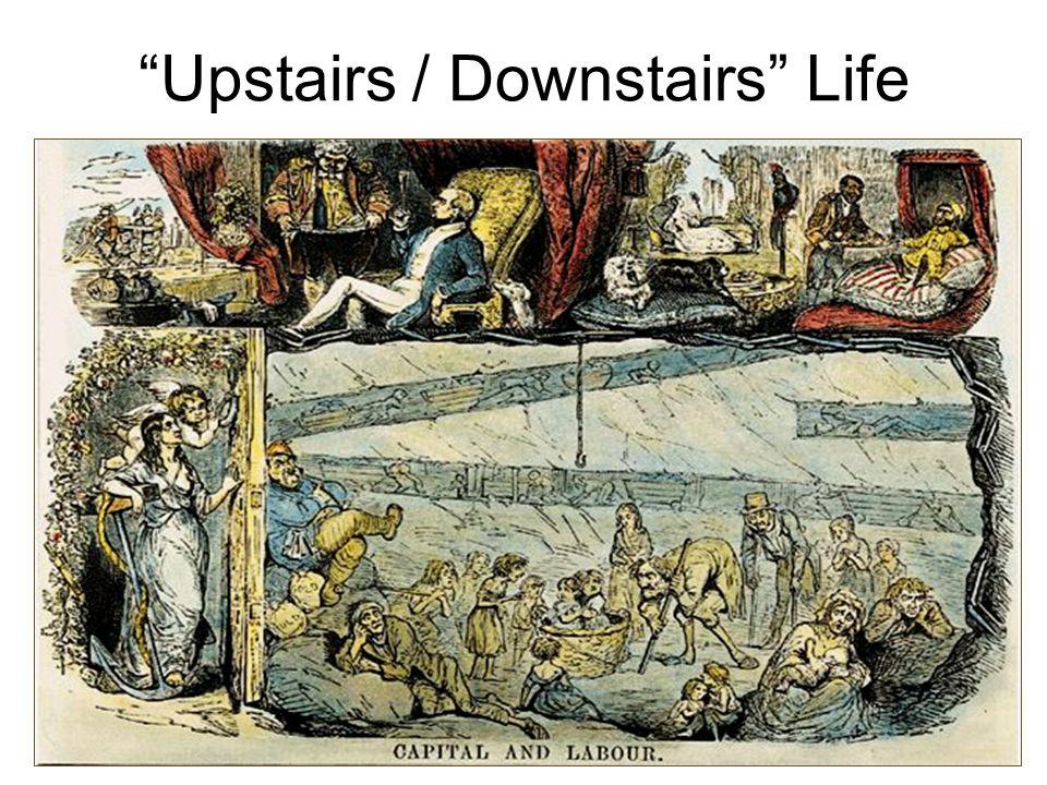 """Upstairs / Downstairs"" Life"