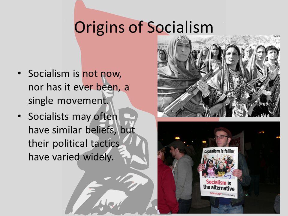Ancient Origins Some see the origins of Socialism in Plato's Republic.
