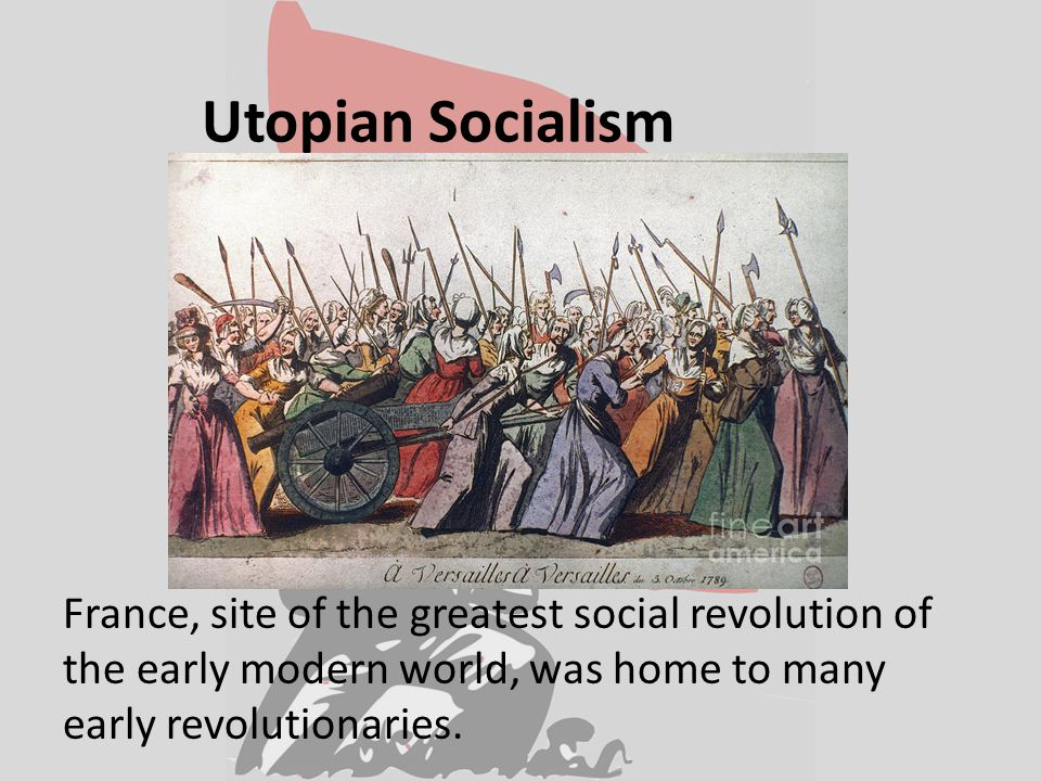 Socialism After Marx Apart from a brief period in Paris in 1871, there was no Socialist government anywhere in the 19 th century.