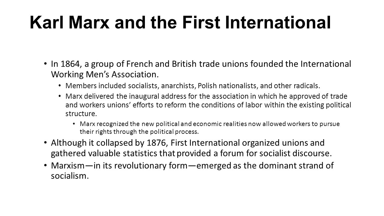 Great Britain: Fabianism and Early Welfare Programs In Britain, trade unions grew and they typically allied themselves politically with liberals.