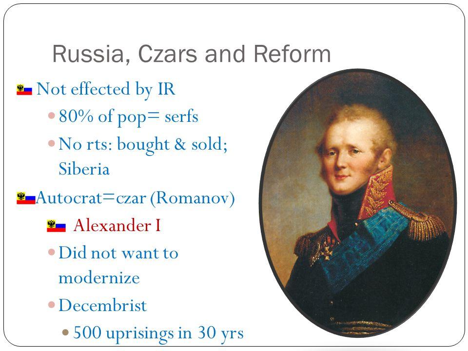 Nicholas I Limited Education Crimean War (1853-1856)