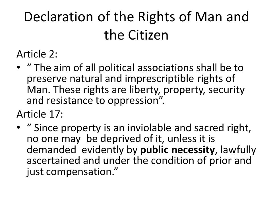 Constitution of 1958 Article 34: Statutes shall determine the rules concerning: … … nationalisation of companies and the transfer of ownership of companies from the public to the private sector … … systems of ownership, property rights and civil and commercial obligations … … This is relevant to Art.