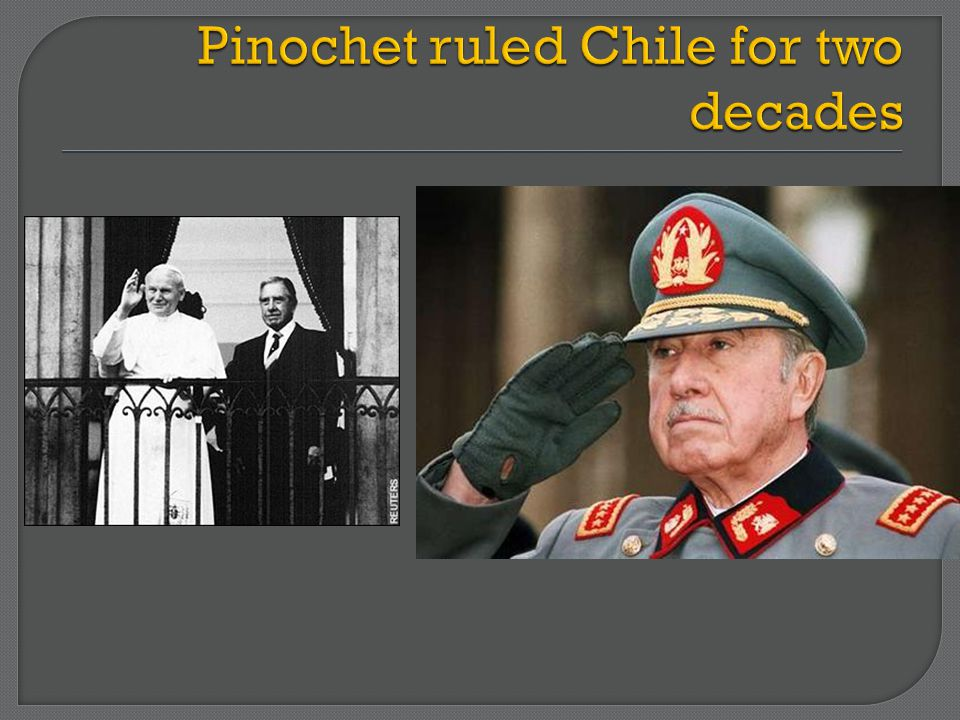  Military dictatorships of Argentina, Brazil, and Chile  Fell apart due to high number of noncombatant deaths and govt.