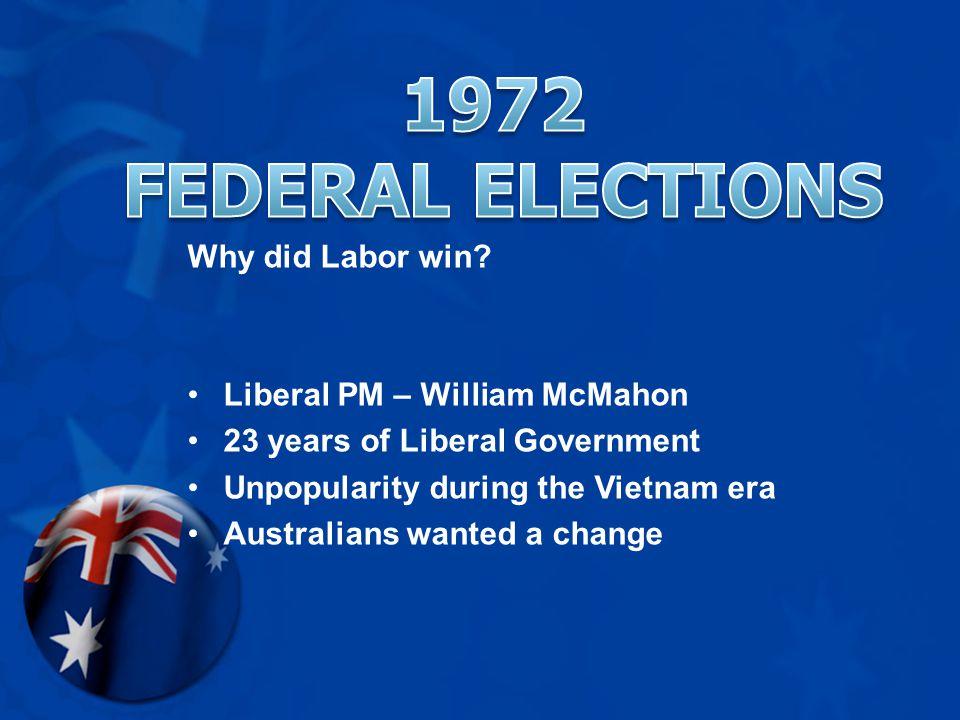 Why did Labor win.