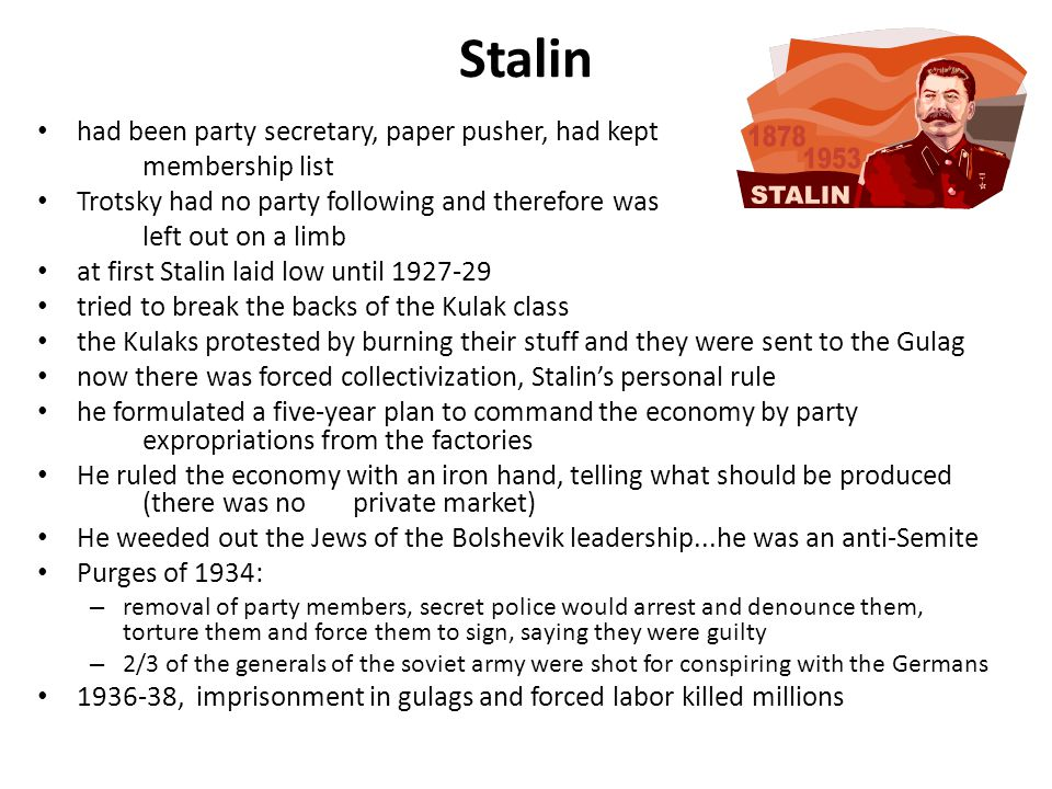 A Fascist State made known his desire to make nation a fascist state imposed repressive measures - freedom of the press was abolished - elections were fixed - arrested his political opponents - disbanded labor unions - fascists controlled the schools - created a fascists youth movement (see pg.