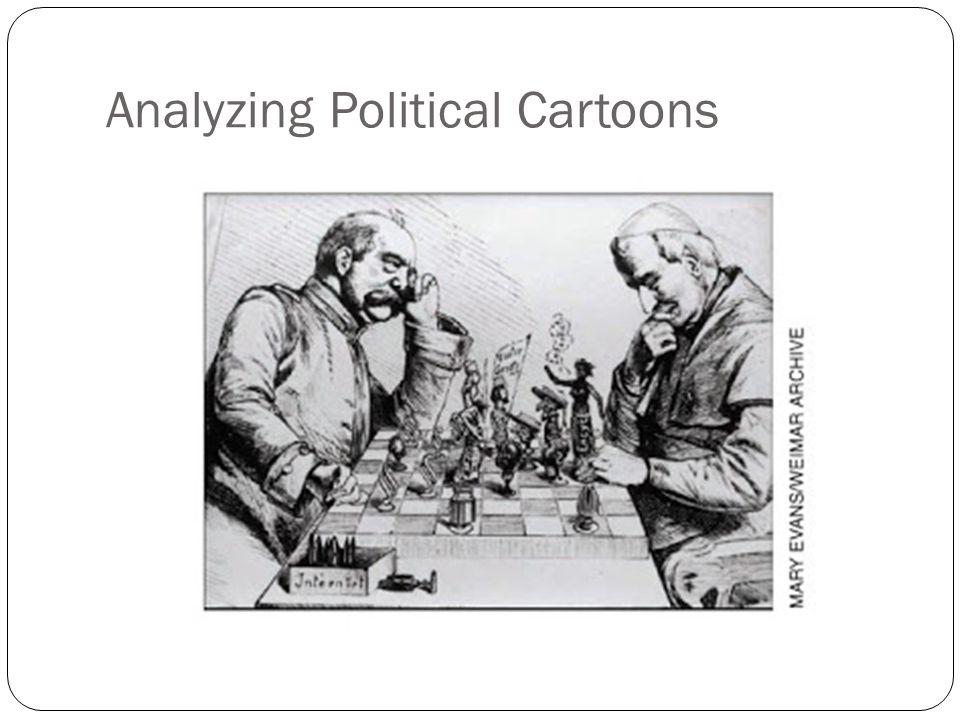 Analyzing Political Cartoons