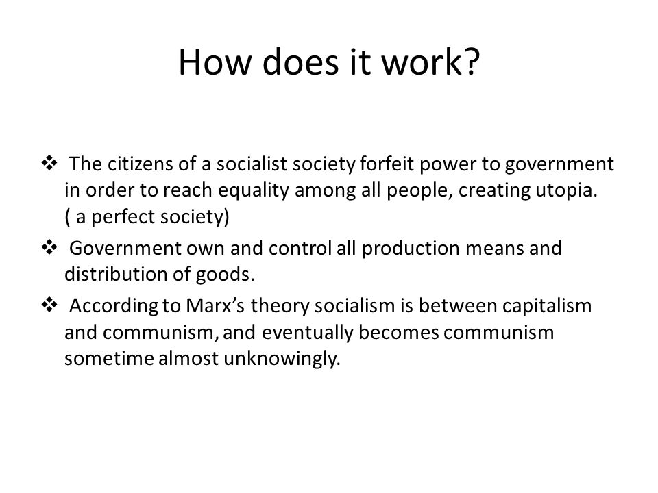 History Count Henri de Saint-Simon (1760-1825) is accountable to first conceiving the word socialism.