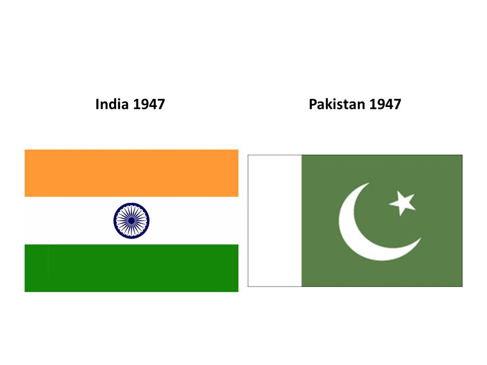 India 1947Pakistan 1947