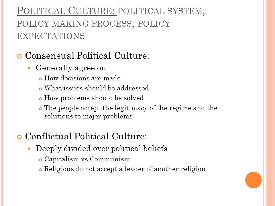 M EXICO : C LEAVAGES Social/Political Amerindians (indigenous) vs.