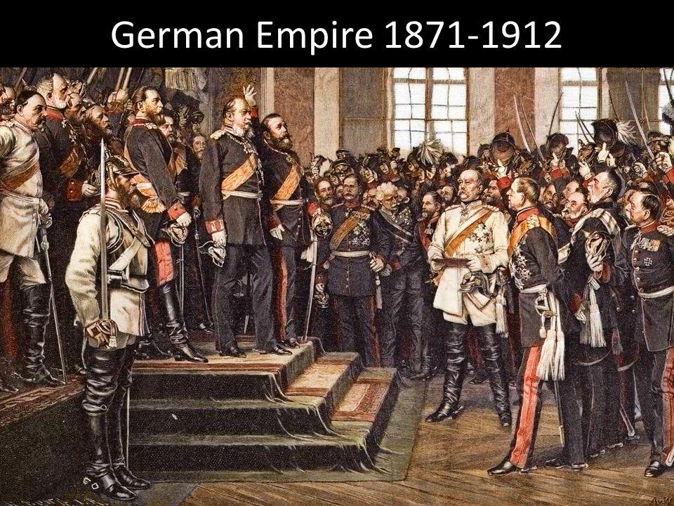 German Empire 1871-1912