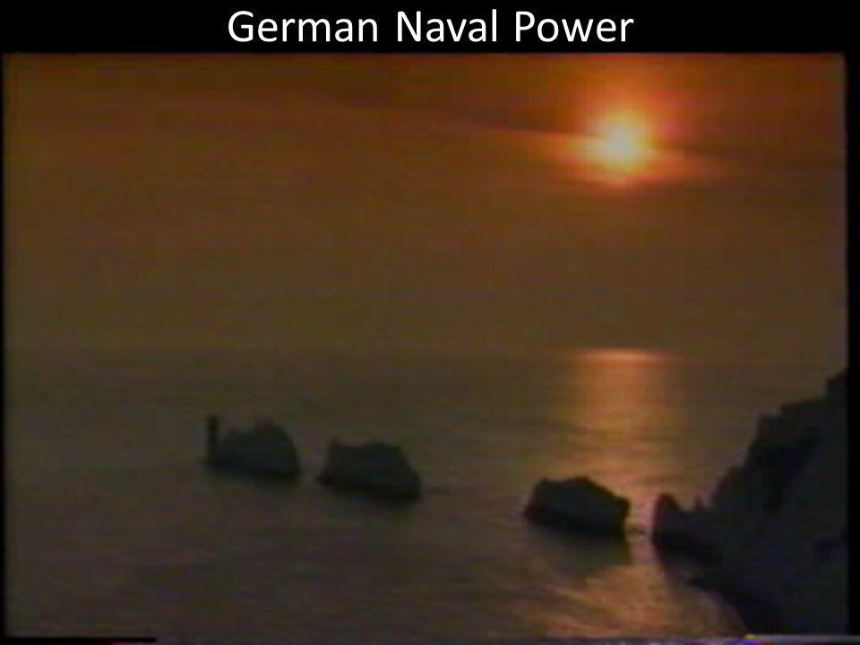 German Naval Power