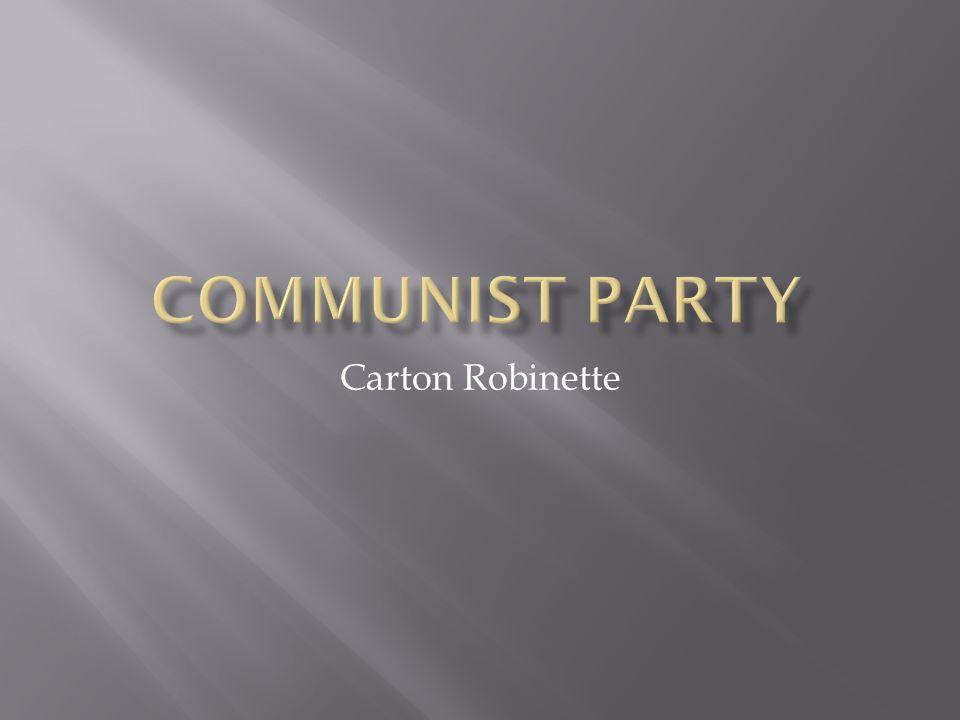 Carton Robinette