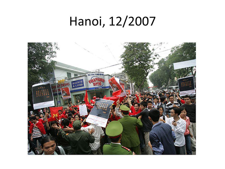Hanoi, 12/2007