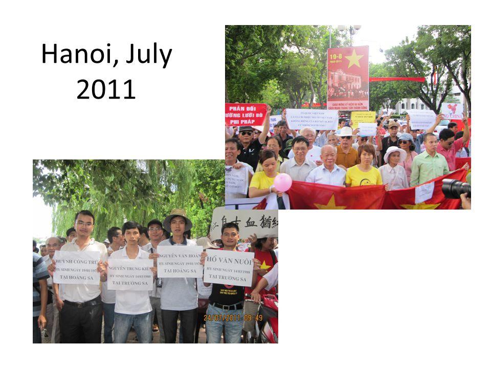 Hanoi, July 2011