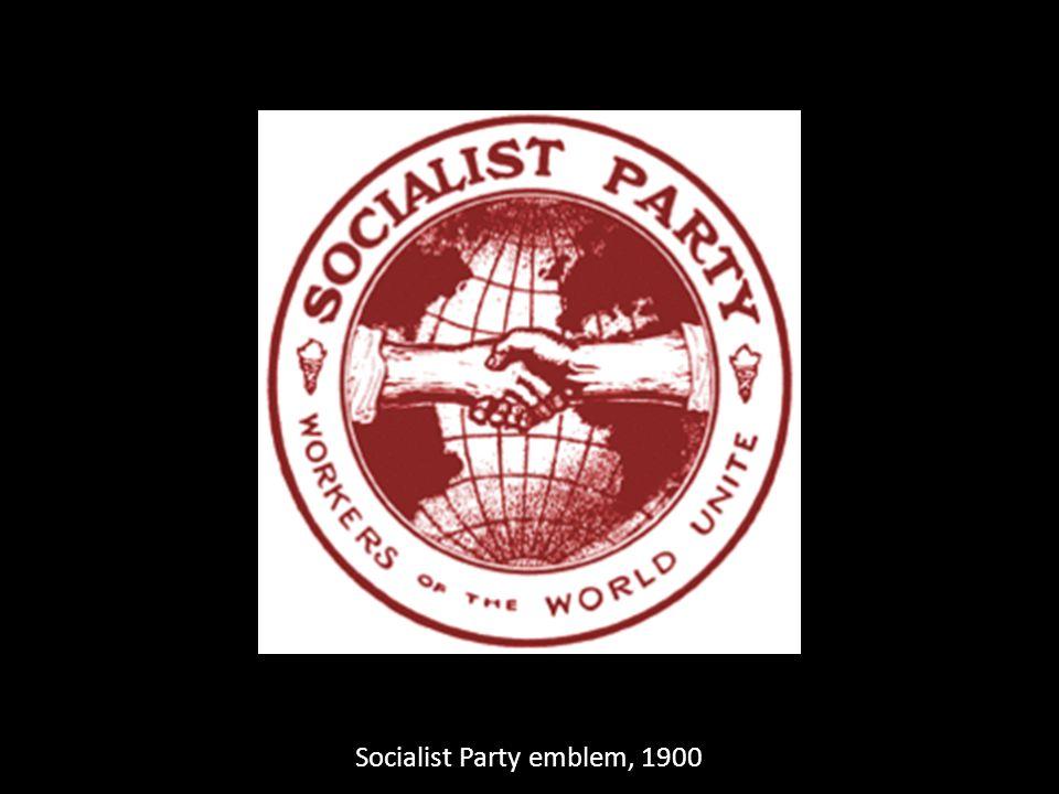 Socialist Party emblem, 1900