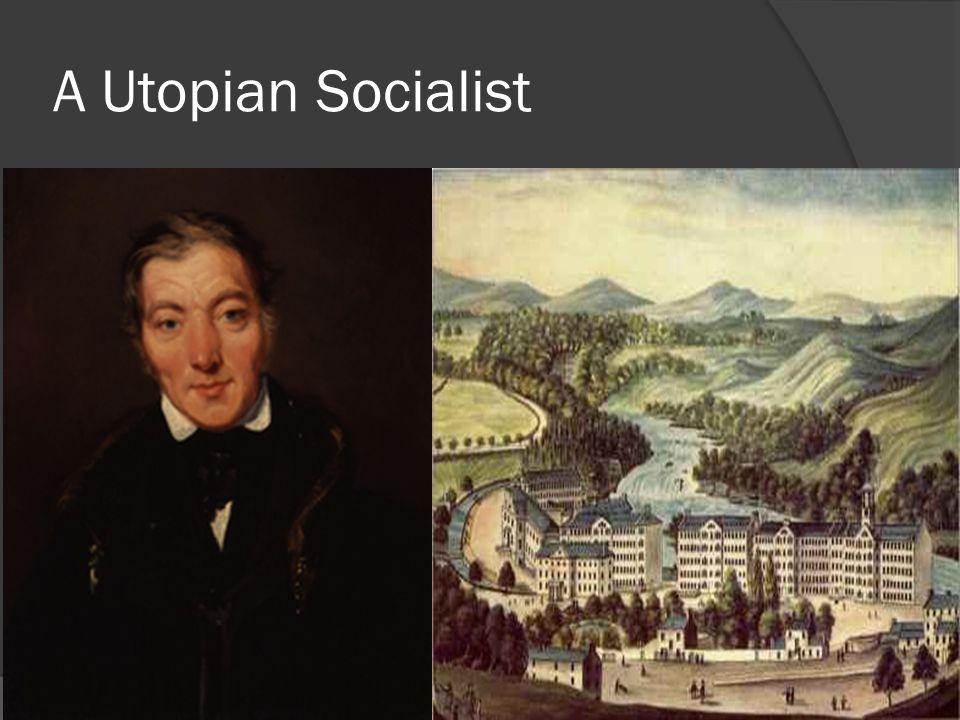 A Utopian Socialist
