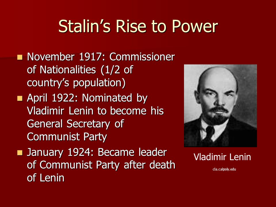 Stalinism in Good Terms Used in Soviet Union by ones who uphold his legacy Used in Soviet Union by ones who uphold his legacy Combined ideas of Marx, Lenin, and Stalin used to fit to the changing needs of society Combined ideas of Marx, Lenin, and Stalin used to fit to the changing needs of society Stated that Stalin made few new theoretical conclusions about socialism Stated that Stalin made few new theoretical conclusions about socialism Coined Socialism at a snail's pace Coined Socialism at a snail's pace Return to previous slide