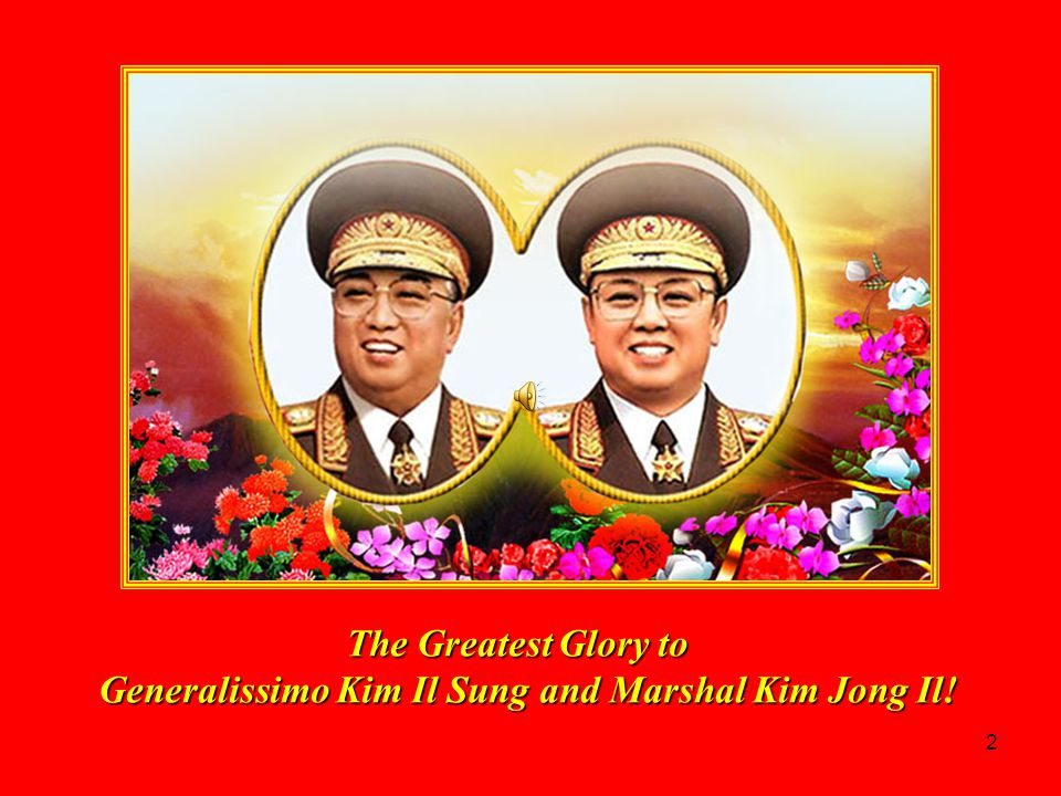 23 Leader Kim Jong Il exerted his primary efforts to the strengthening of the KPA on a preferential basis upholding President Kim Il Sung's Songun idea and Songun revolutionary line as his political creed from the late 1960s.