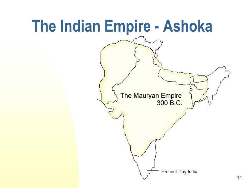 11 The Indian Empire - Ashoka