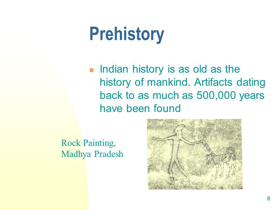 9 History, B.C. Indus Valley Civilization 2500-1500 B.C.